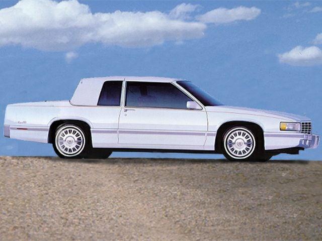 1993 cadillac deville parts
