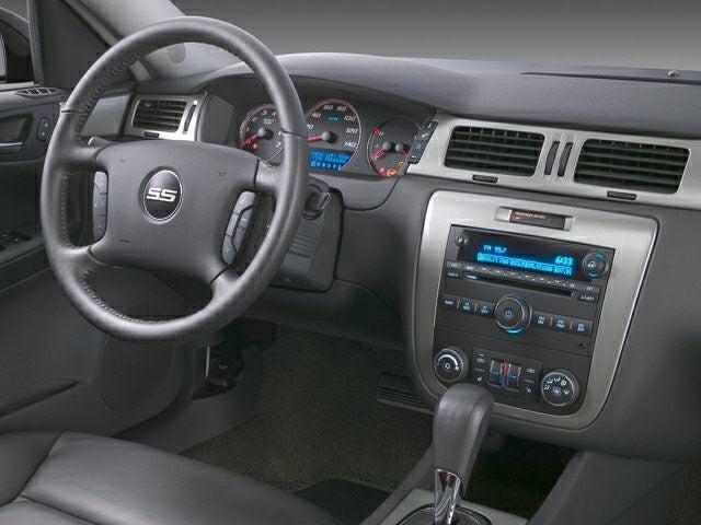 08 chevy impala lt reviews